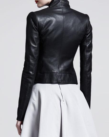 Razor Leather Jacket