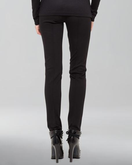 Stretch Jersey Skinny Pants