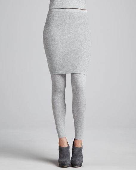 Double-Layer Skirt, Cement