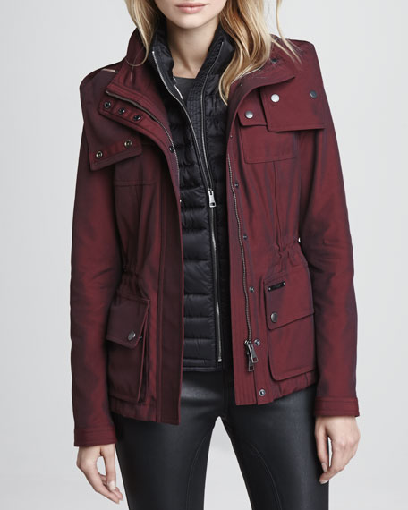 3-in-1 Puffer Jacket