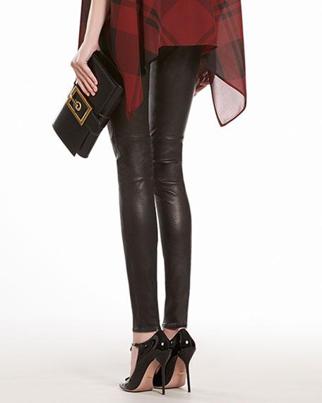 Napa Leather Leggings