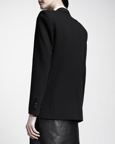 Cutaway Tuxedo Blazer