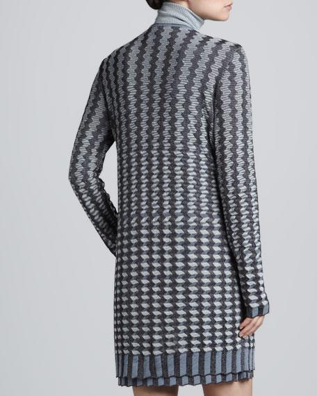 Knit Dress & Cardigan Set