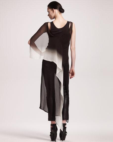 Long Degrade Dress