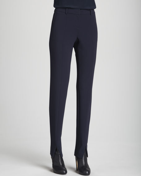 Trouser Pants, Navy
