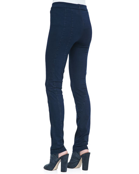 SECOND SKIN SEAMED PANT