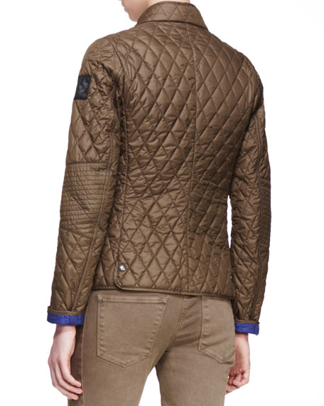 Sheffield New Quilted Jacket