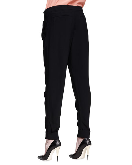 Tailored Tapered Track Pants
