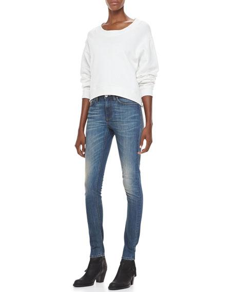 Skinny Denim Jeans, Vintage
