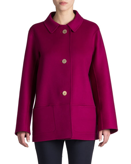 Rascel Full-Back Coat