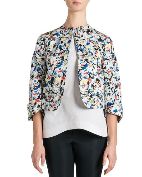 Arte Povera Printed Jacket
