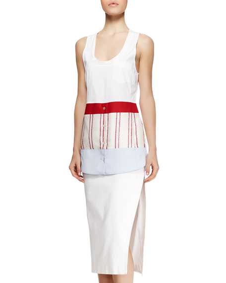 Kiku Pencil Skirt