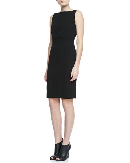 Open-Back Sleeveless Dress