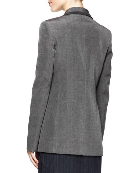 Odex Shawl-Collar Blazer
