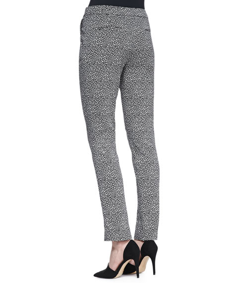 Caroline Straight-Leg Pants