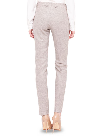 Melvin Fine Tweed Slim Pants