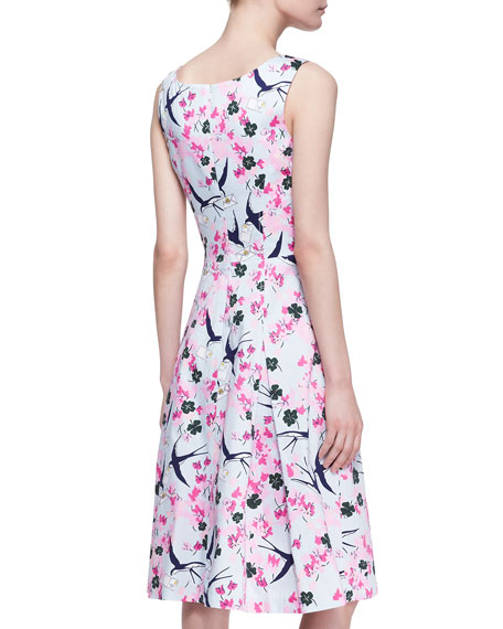 Love Letters A-Line Dress
