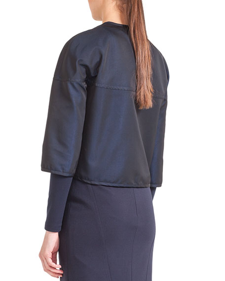 Reversible Printed Jacket