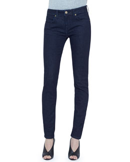 Burberry Brit Denim Skinny-Leg Jeans