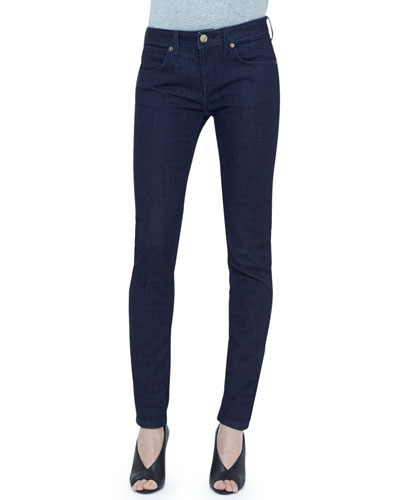 Burberry Brit Denim Skinny-Leg Jeans