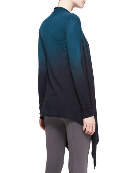 Featherweight Ombre Cozy Cardigan