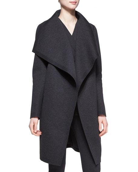 Sculpted Clutch Coat