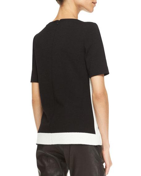 Knit/Jersey Short-Sleeve T-Shirt