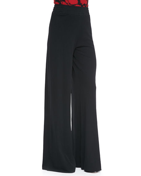 Tulle Palazzo Pants