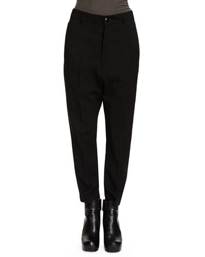 Rick Owens Loose-Fitting Straight-Leg Pants