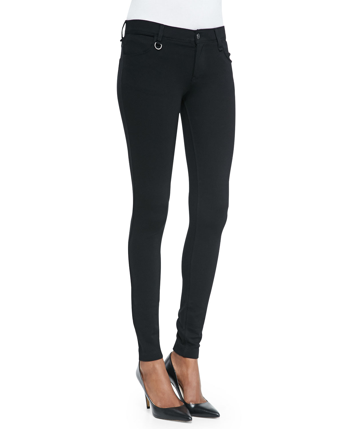 a2db0c64f5750 Burberry Brit Westbourne Jean Leggings | Neiman Marcus
