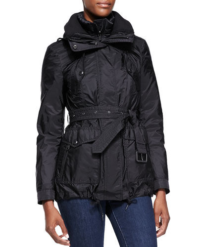 Burberry Brit 3-In-1 Puffer Jacket