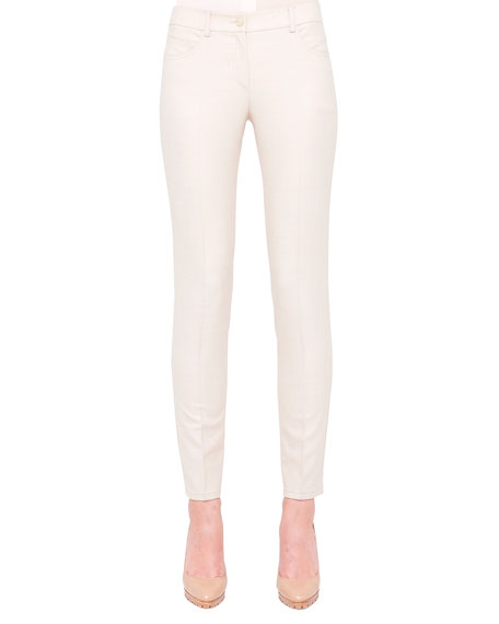 Magda Five-Pocket Slim Pants
