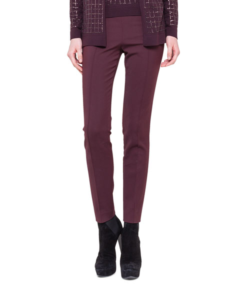 Melissa Double-Face Ankle Pants