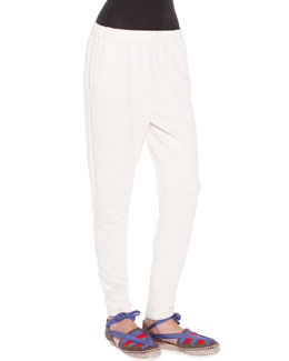 Double-Fleece Jog Pants