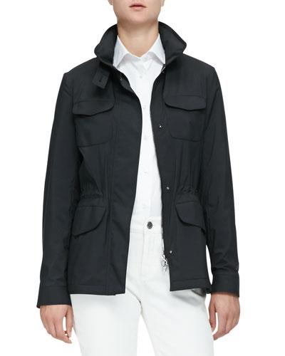 Windmate Traveler Jacket, Black