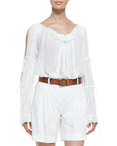 Shop for womens peasant blouse at 10mins.ml Free Shipping. Free Returns. All the time.