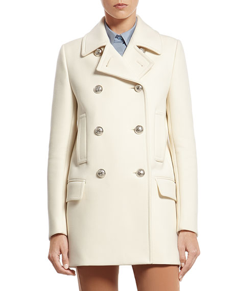 Find white peacoat at ShopStyle. Shop the latest collection of white peacoat from the most popular stores - all in one place.