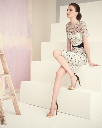 Lela Rose Lookbook