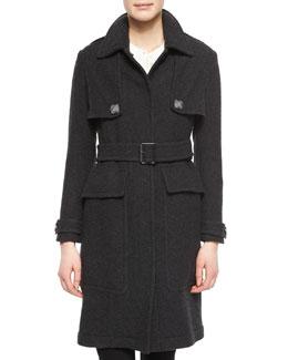 Cassbridge Long Cashmere Cardigan Coat
