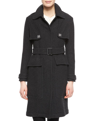 Cassbridge Long Cashmere Cardigan Coat