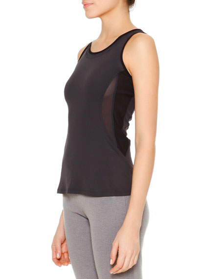 Callens Techno Jersey Sporty Tank Top