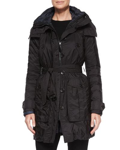 Chevrington 3-in-1 Rain Puffer