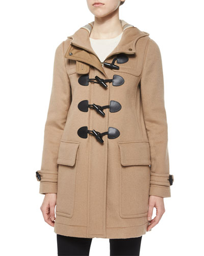 Finsdale Toggle Hooded Coat