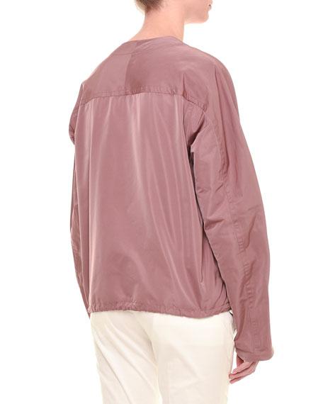 Radzimir Long-Sleeve Jacket, Mauve
