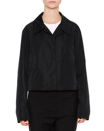 Radzimir Airbus Flyaway-Back Jacket, Black
