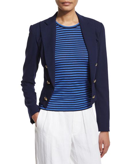 Ralph Lauren Spencer Slim-Fit Jacket, Dark Navy