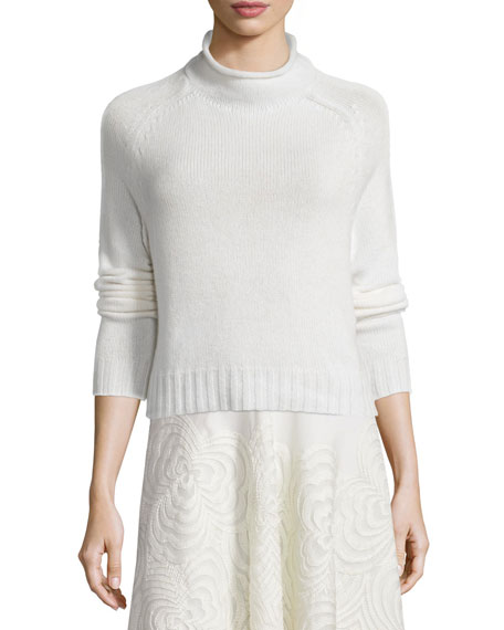 Ralph Lauren Summer Cashmere Sweater, Cream
