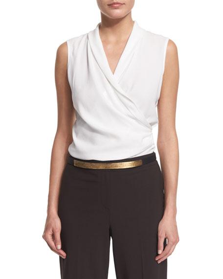 Moorisha Knit Jacket w/ Faux Pockets, Mahogany/Multi Best Reviews