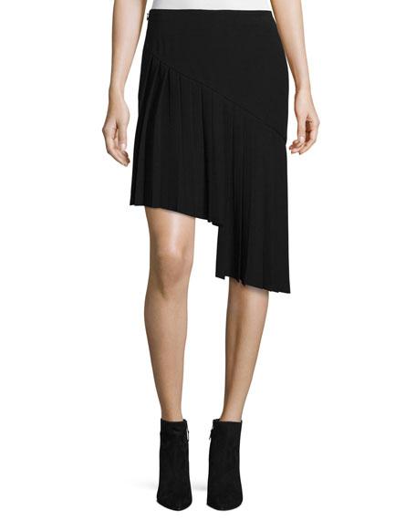 Thierry Mugler Skirt & Sweatshirt