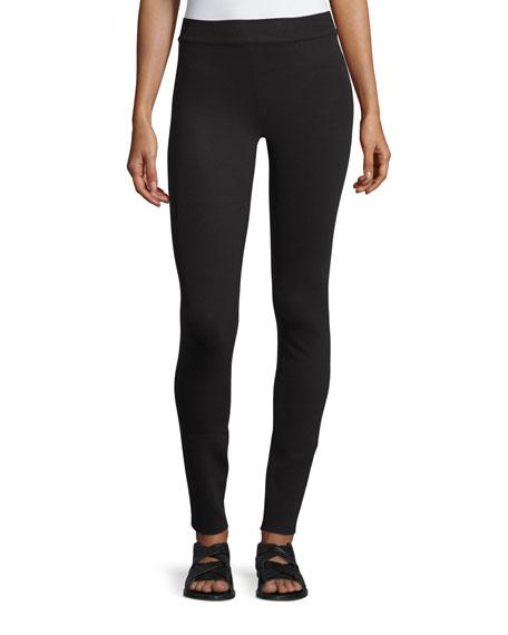 Relma Legging Pants, Black